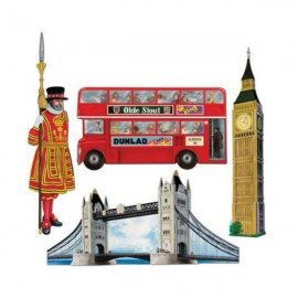 British Cutouts Assorted Pack