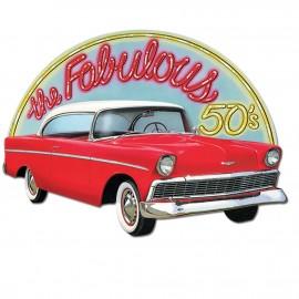 Cutout The Fabulous 50's  & Classic Car Design