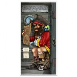 Door Cover Pirate
