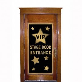 Door Cover - VIP Stage Door Entrance
