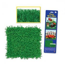 Green Tissue Grass Mat