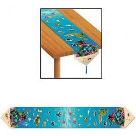 Table Runner Under the Sea