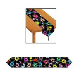 Table Runner Rock and Roll