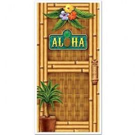 Door Poster Aloha