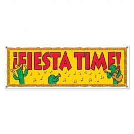 Banner Fiesta Time!