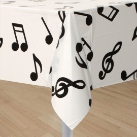 Tablecover Musical Notes