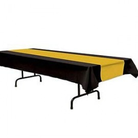 Tablecover Black & Gold