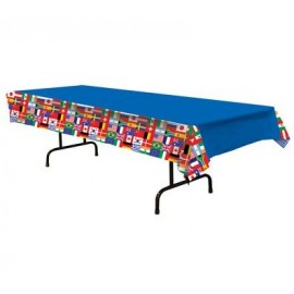 International Tablecover Plastic 137cm x 274cm