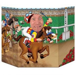 Photo Prop Derby Day Racing Horse