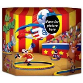 Photo Prop Circus