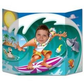 Photo Prop Surfer Dude