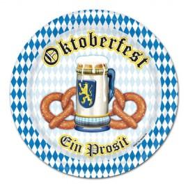 Plates Oktoberfest 23cm