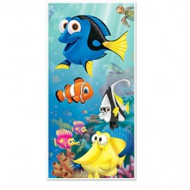 Under the Sea Tropical  Door Cover
