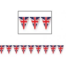 Union Jack British Pennant Banner 3.66m