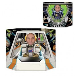Photo Prop Space Pilot Astronaut