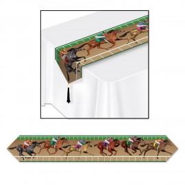 Table Runner Horse Racing 28cm x 1.83m