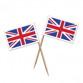 Picks Union Jack 6.4cm