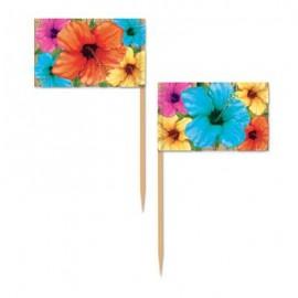 Picks Hibiscus Flower,