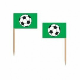 Picks Soccer Ball Flag