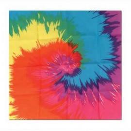 Bandana Funky Tie-Dyed