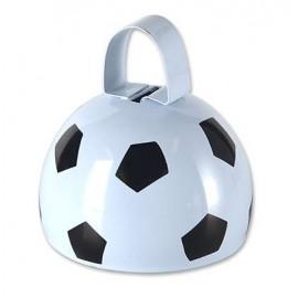 Soccer Ball Mini Cowbell 8cm