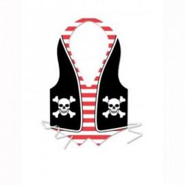Vest Pirate - Plastic