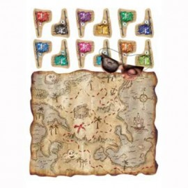 Game - Pirate Treasure Map