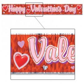 Banner Fringe Valentine's Day