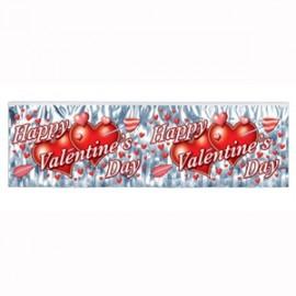 Banner Fringe Valentine's Day .