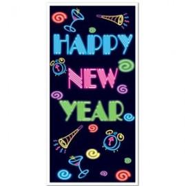 Door Cover Happy New Year