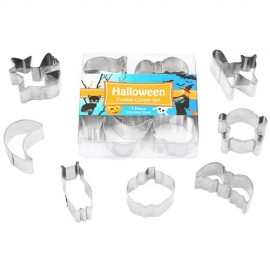 Cookie Cutters Halloween Mini, Rust Resistant & Dishwasher