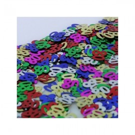 Scatters 80 Multi Coloured Assorted Value Pack