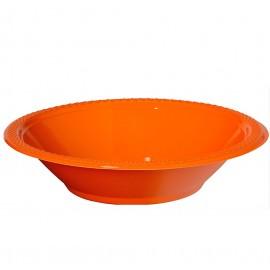 Bowls Orange Peel 18cm Plastic