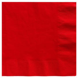 Luncheon Napkins Apple Red 2 Ply