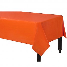 Tablecover Rectangle Orange Peel Plastic