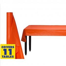Tablecover Roll Orange Peel Plastic