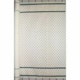 Tablecloth Roll Paper Dark Green Check