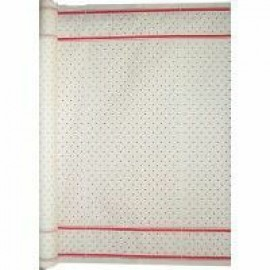 Tablecloth Roll Paper Red Check