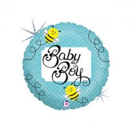 10cm Baby Boy Bee (Flat)