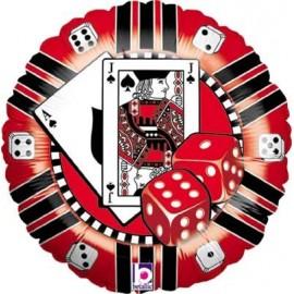 45cm Casino Chip
