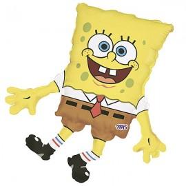 Mini Shape Spongebob Square Pants (Flat)