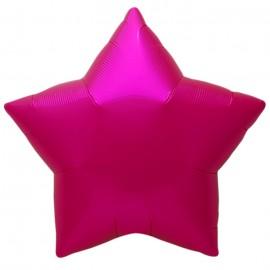 22cm Star Magenta Self Sealing (Flat)