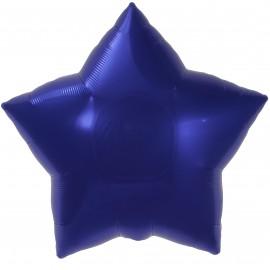 22cm Star Purple Self Sealing (Flat)