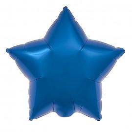 22cm Star Periwinkle Blue Self Sealing (Flat)