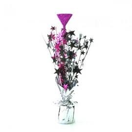 Centrepiece Martini Glass Cerise / Pink