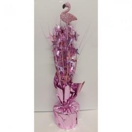 Centrepiece Flamingo & Pink Star Sprays