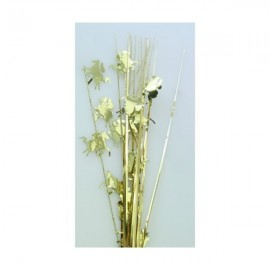 Onion Grass Horses Gold Spray
