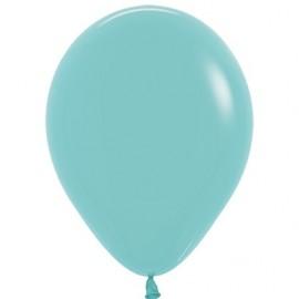 12cm Fashion Aquamarine Green Latex Balloons