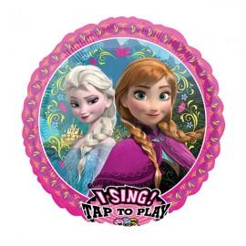 70cm Sing-A-Tune Frozen Anna & Elsa