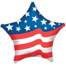 45cm Patriotic Star